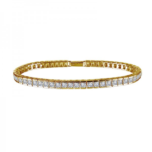 Lafonn Princess Cut Tennis Bracelet