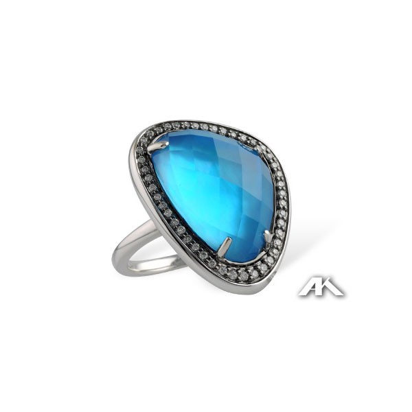 Allison Kaufman Fashion Ring