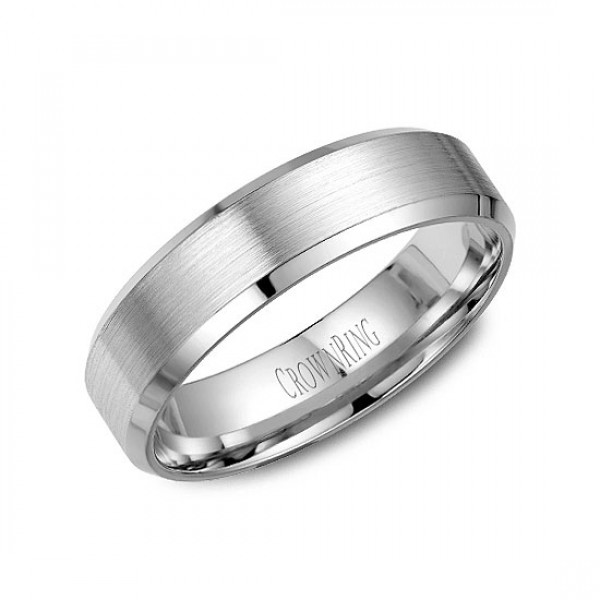 Classic Wedding Bands  - WB-7007-M10