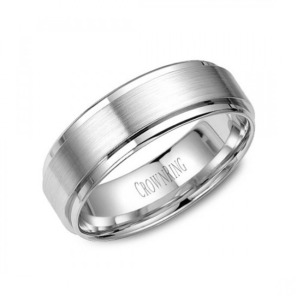 Classic Wedding Bands  - WB-9710-M10