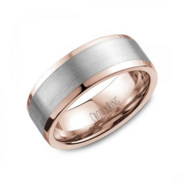 Classic Wedding Bands  - WB-9845WR-M10