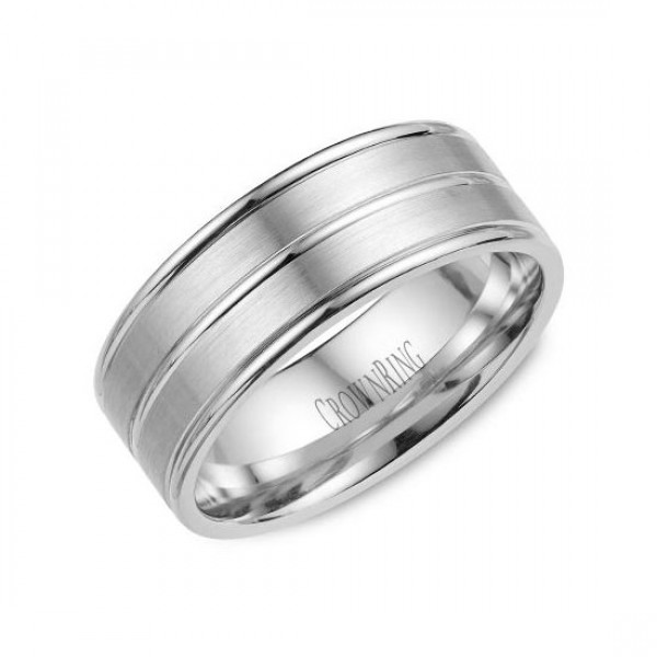Classic Wedding Bands  - WB-9901-M10