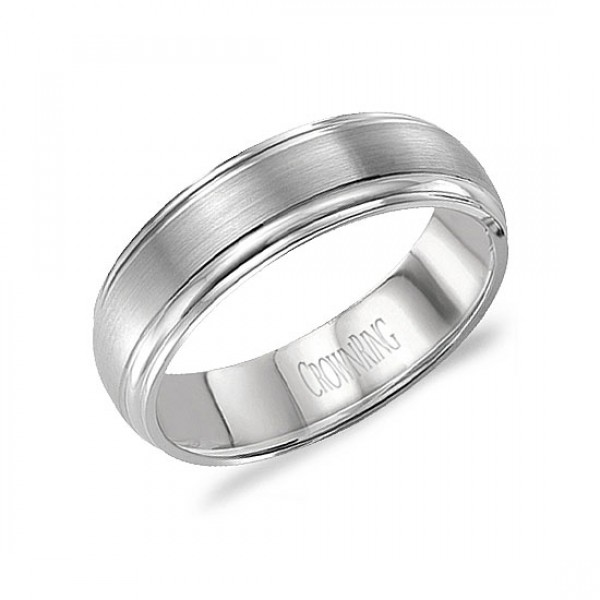 Classic Wedding Bands  - WB-9903-M10