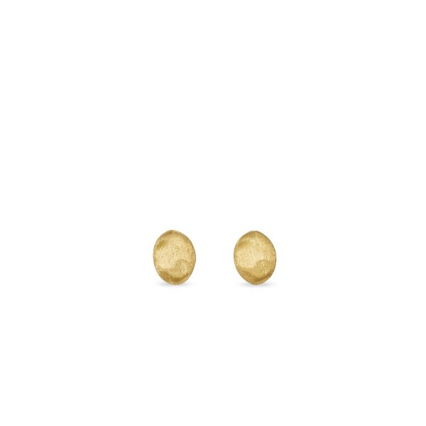 Siviglia 18K Yellow Gold Stud Earrings