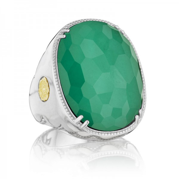 Tacori City Lights Oval Gem Ring