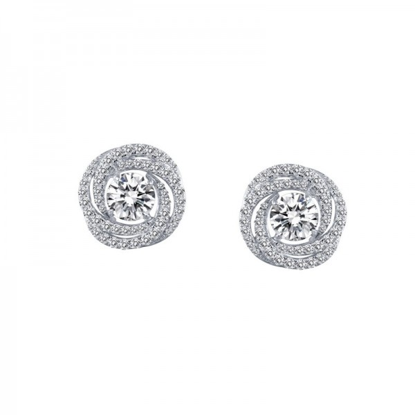 Lafonn Circle Of Love Earrings