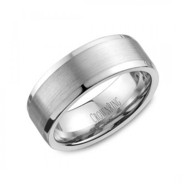 Classic Wedding Bands  - WB-9845-M10