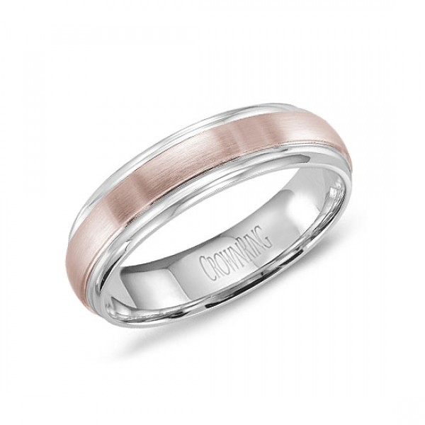 Classic Wedding Bands  - WB-9938-M10
