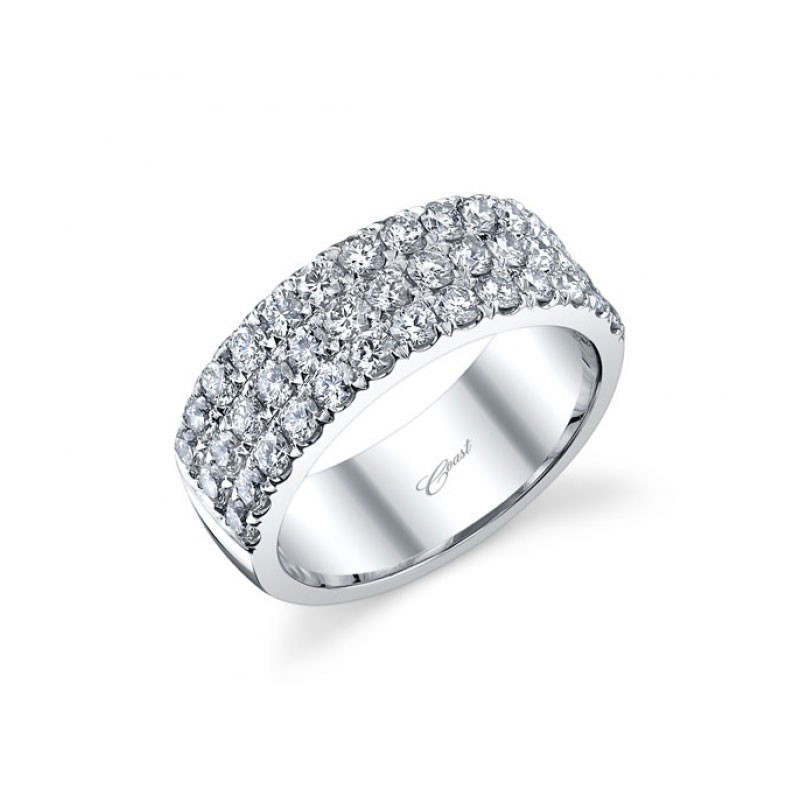 Coast Diamond Diamond Band - WZ5105H