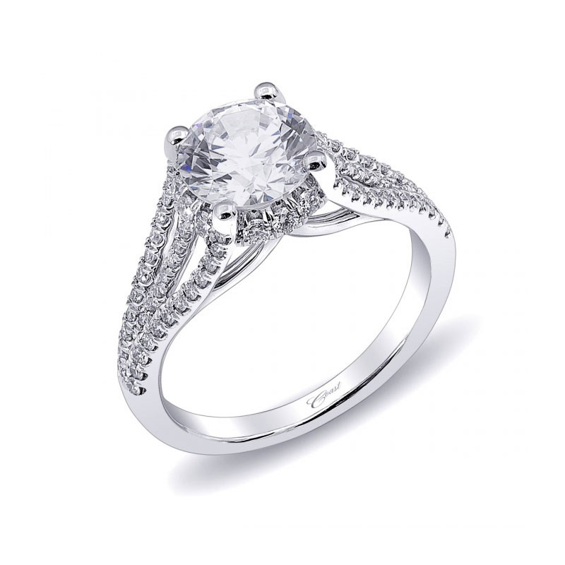 Coast Diamond Ring - LC10278