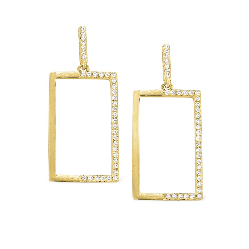 earrings en geometric boutique happiness modern