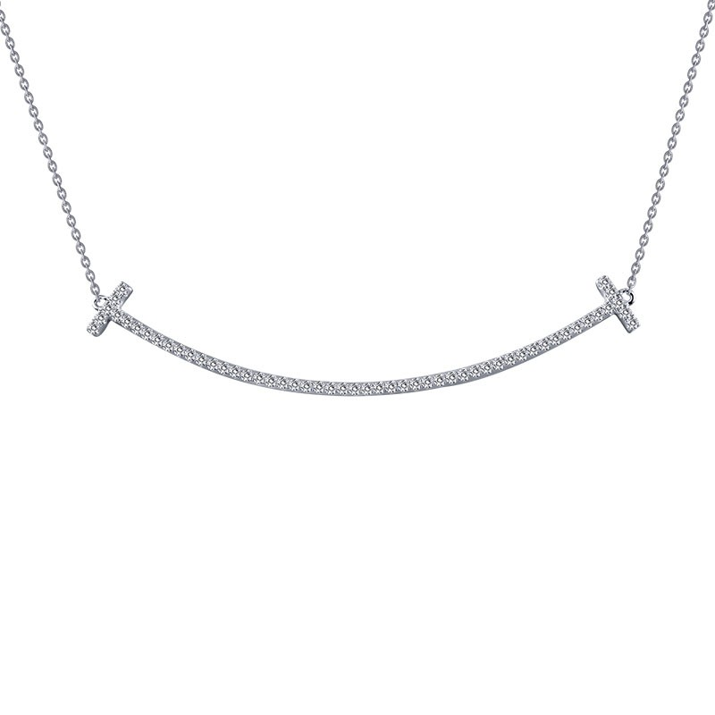 Lafonn Elegant Smile Necklace