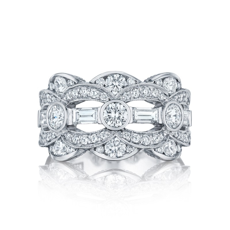 Tacori Adoration Collection Ladies' Band HT2618B12